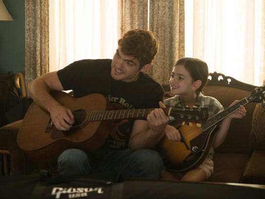 """Alex Roe and Abby Ryder Fortson star in """"Forever My"""