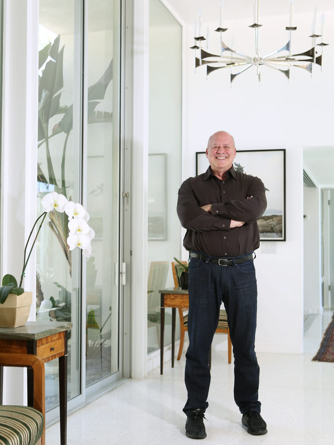 Digicom film festival founder and former Disney executive