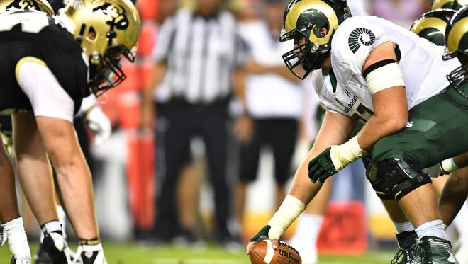 The Rocky Mountain Showdown is back for another year with the CSU Rams facing off against the CU Buffs.