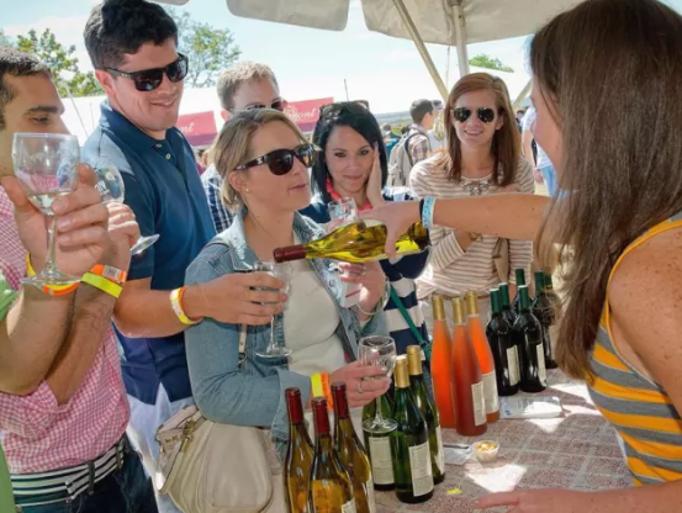Riverwalk Food And Wine Festival