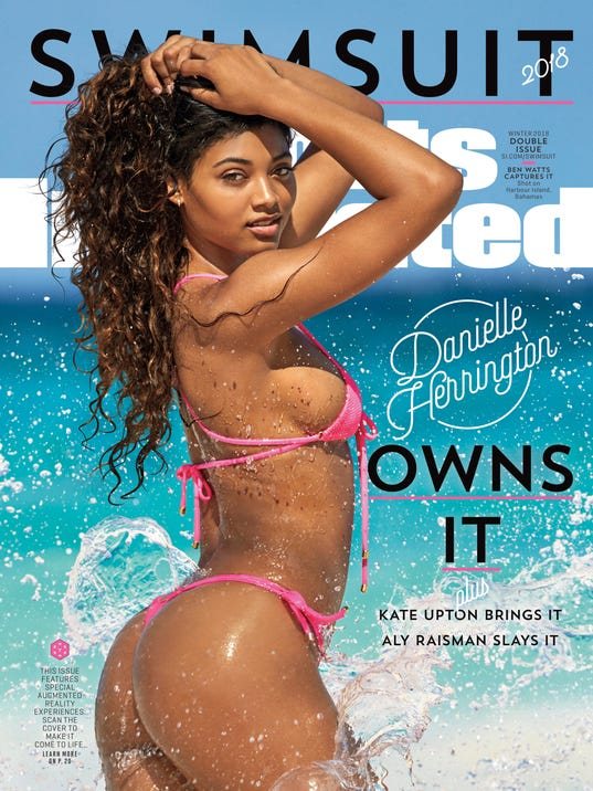 Resultado de imagen de Danielle Herrington sports illustrated