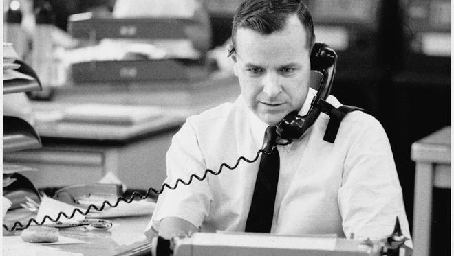 Wendell Trogdon, former managing editor of The Indianapolis News, died on May 29, 2014, at age 84. Trogdon, who also wrote the Quips which appeared on the front page for many years, retired in 1992.