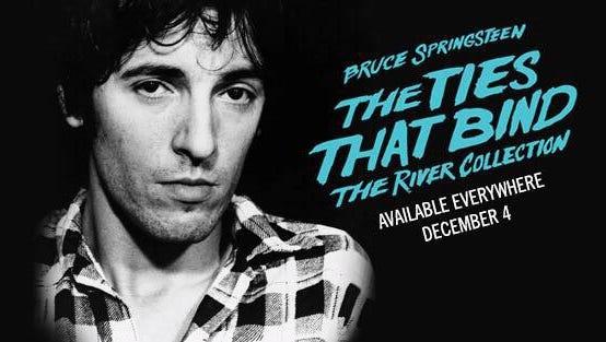 "Bruce Springsteen: ""The Ties That Bind"""