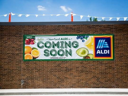 Renovations continue at ALDI on Muncie's southside