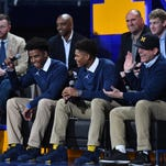 Harbaugh was nervous over Peoples-Jones' choice