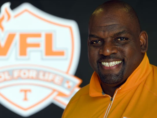 University of Tennessee football team Vol For Life