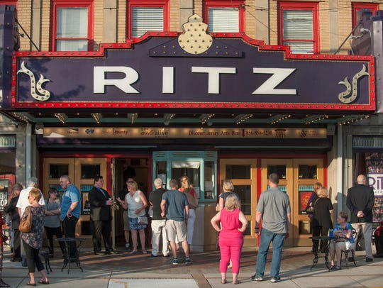 The Ritz Theatre Company in Haddon Township has been adding new programming in recent years, everything from cabaret and drag shows to comedy acts and film festivals, in an effort to reach new audiences.