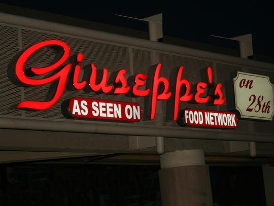 Giuseppe's on 28th | Guy Fieri visited Giuseppe's on