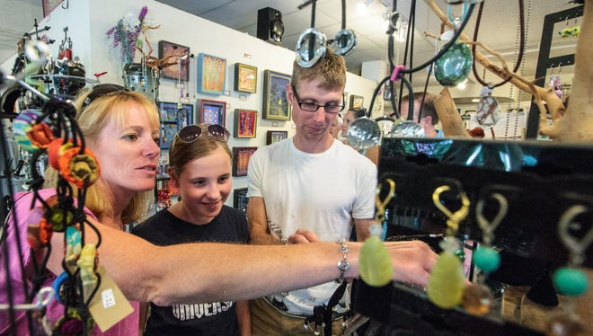 A downtown Waukesha art crawl is from 4 to 10 p.m. Aug. 4.