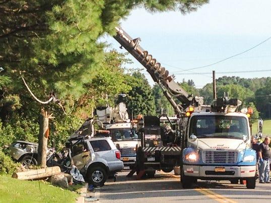 Valhalla fatal SUV crash