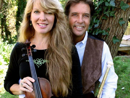 Celtic music by Jenny and Phil is coming to Lower Forge Brewing Company for St. Patrick's Day.