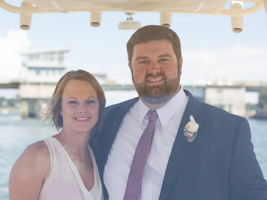 Stephanie and Jordan worked in the boating business