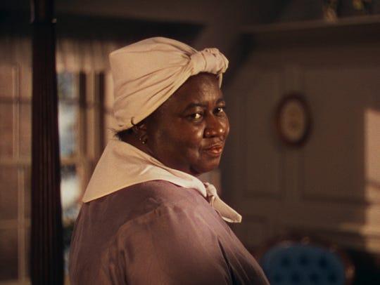 Hattie McDaniel won an Oscar for her role as Mammy