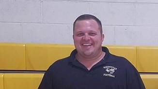 Hayesville coach Kenneth Dockery.