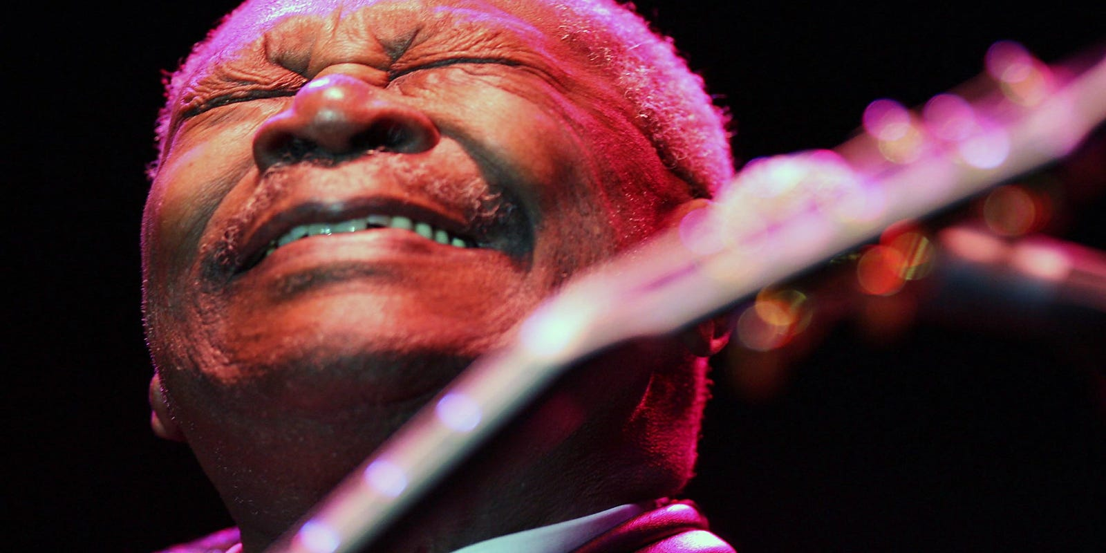 B.B. King honored with Google Doodle on his birthday