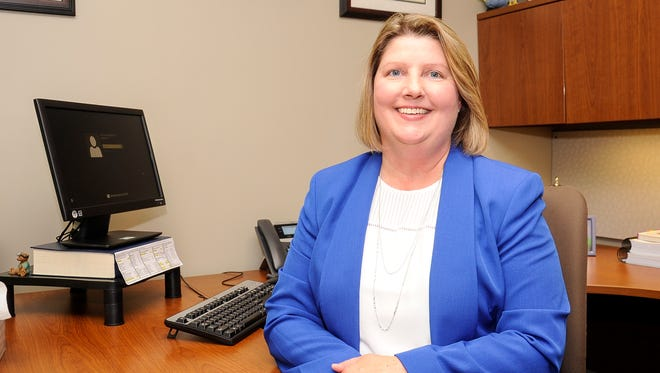 Dr. Tina Evans-Robinson, Child and Adolescent Psychiatrist.