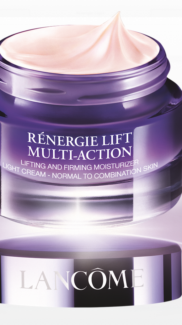 Lancome's Renergie Lift Multi-Action with broad spectrum