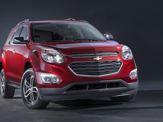 2016 Chevrolet Equinox Update To Be Unveiled At Chicago Auto Show