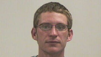 John Michael Bradburn of Richmond wanted for two counts of dealing a narcotic drug.
