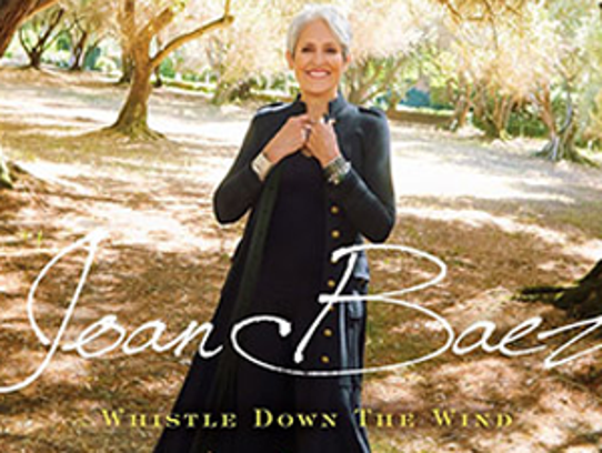 "Joan Baez's ""Whistle Down the Wind"""