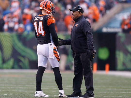 Buffalo's best chance to make the playoffs? Win against Miami, and hope Andy Dalton and Marvin Lewis can beat the Ravens.