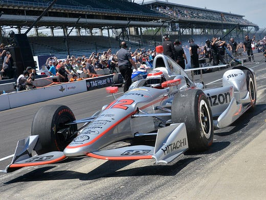 2017 Indy 500 Carb Day wrap-up