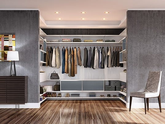 Feng shui your closet in 5 steps for California closets reno