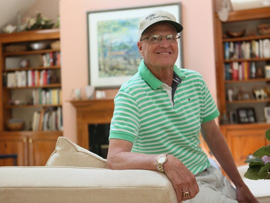 Jack Saladini, a DuPont retiree who worked for 30 years