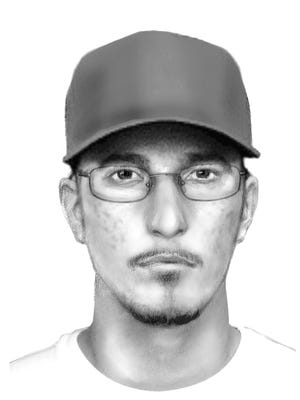 The Travis County sheriff's office is looking for a driver who hit a deputy on June 12. Authorities released a sketch of the suspected driver.