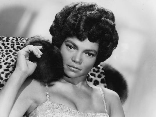 GTY FILE PHOTO:  ACTRESS EARTHA KITT DIES AT 81 E PEO GBR