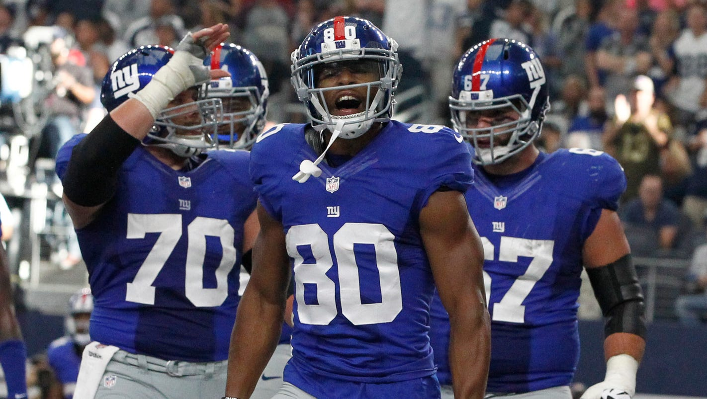 giants wr victor cruz chalked up two wins in victorious. Black Bedroom Furniture Sets. Home Design Ideas