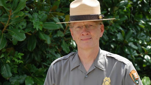 Clay Jordan is the new Deputy Superintendent of Great Smoky Mountains National Park.