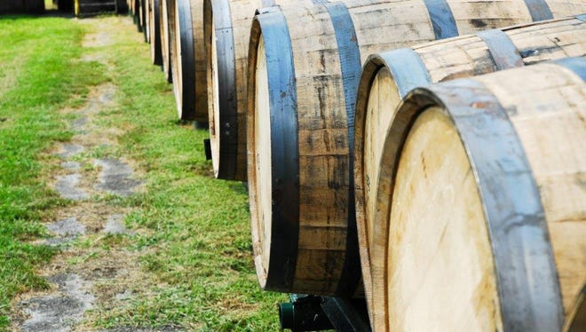 The spirits company behind Jack Daniel's Tennessee Whiskey is taking a deeper plunge into Kentucky bourbon.