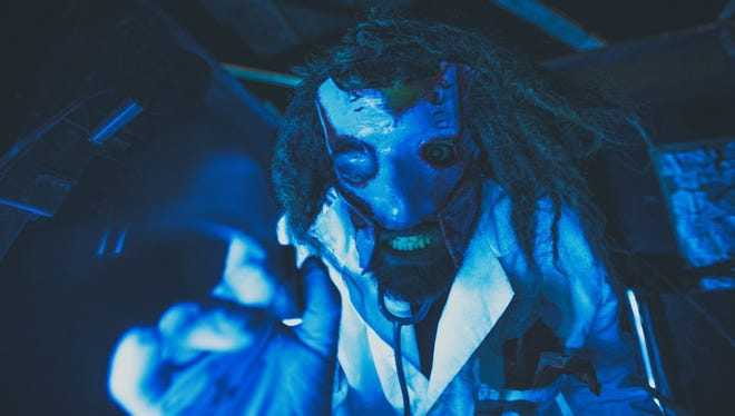 The one-time homemade Jack and Jill's Haunted Hill in Phoenix has gone pro.