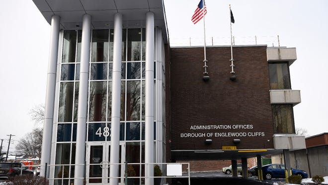 Administrative Offices Borough of Englewood Cliffs.