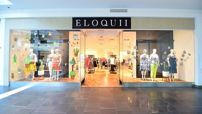Eloquii's D.C.-area location.