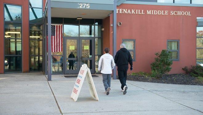 Tenakill Middle School.