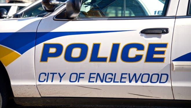 Englewood police car