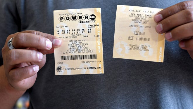 Columnist Joe Phalon is caught up in Powerball fever, he just hopes he hasn't misplaced the winning ticket.