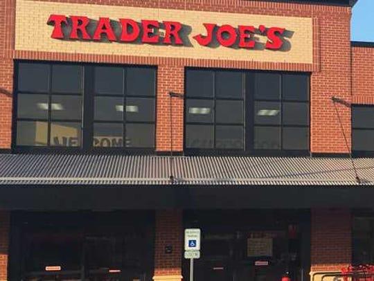 A Trader Joe's store.