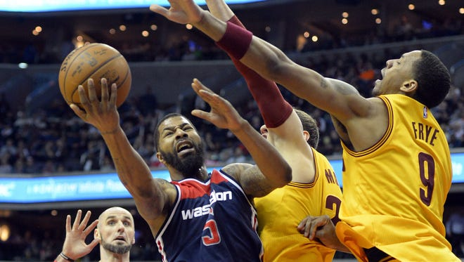 It seems like just yesterday that Phoenix traded Markieff Morris to the Wizards for a potential lottery pick and a couple of players.