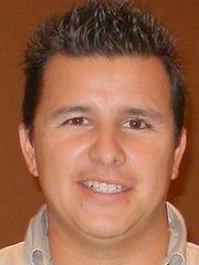 Edmundo Dena, 2018 president of the El Paso Association