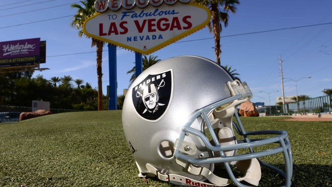 Raiders owner Mark Davis has made no secrets about his desire to move the team to Las Vegas.