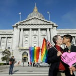 Gay men in Palm Springs marry at higher rate than in L.A.