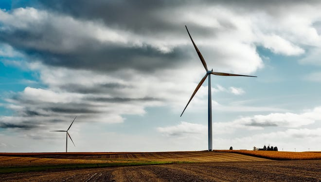 EDF Renewables had planned to build 24 turbines in the town of Jefferson near the Illinois border. The wind farm, one of only a handful under of development in Wisconsin, would have been the sixth-largest in the state, with a capacity of 65 megawatts.