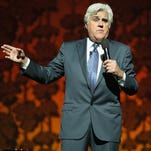 TV Host Jay Leno speaks onstage during the SeriousFun Children's Network 2015 Los Angeles Gala: An Evening Of SeriousFun celebrating the legacy of Paul Newman on May 14, 2015 in Hollywood, California.