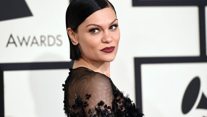 Jessie J attends The 57th Annual GRAMMY Awards at the STAPLES Center on February 8, 2015 in Los Angeles, California.