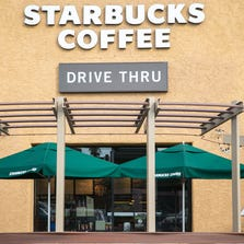 Applications from Starbucks employees are pouring in at ASU since the coffee chain and university partnered to offer free online courses allowing workers to finish college degrees. Pictured is a Starbucks Coffee shop at 16th Street and Bethany Home Road in Phoenix on Monday, June 16, 2014. Starbucks will offer some workers free college after certain conditions are met.