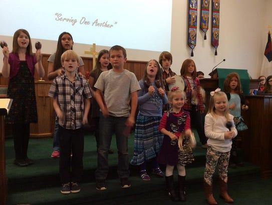 Liberty Cumberland Presbyterian Church  Children, Youth,