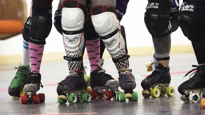 Adult Skate goes holiday with the Cherry City All Stars 10:30 p.m. Friday, Dec. 11, at The Hoop, 3575 Fairview Industrial Drive SE.